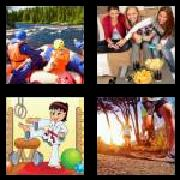 4 Pics 1 Word 8 Letters Answers Activity
