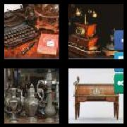 4 Pics 1 Word 8 Letters Answers Antiques