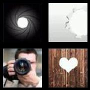 4 Pics 1 Word 8 Letters Answers Aperture