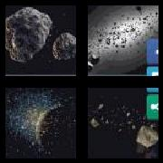 4 Pics 1 Word 8 Letters Answers Asteroid