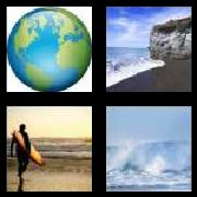 4 Pics 1 Word 8 Letters Answers Atlantic