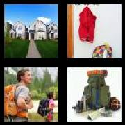 4 Pics 1 Word 8 Letters Answers Backpack