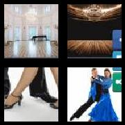 4 Pics 1 Word 8 Letters Answers Ballroom