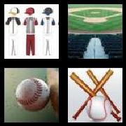 4 Pics 1 Word 8 Letters Answers Baseball