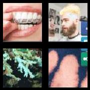 4 Pics 1 Word 8 Letters Answers Bleached