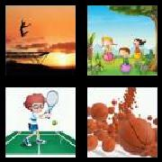 4 Pics 1 Word 8 Letters Answers Bouncing