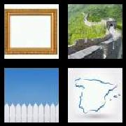 4 Pics 1 Word 8 Letters Answers Boundary