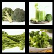 4 Pics 1 Word 8 Letters Answers Broccoli