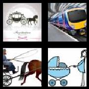 4 Pics 1 Word 8 Letters Answers Carriage