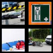 4 Pics 1 Word 8 Letters Answers Casualty