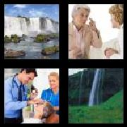 4 Pics 1 Word 8 Letters Answers Cataract