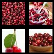 4 Pics 1 Word 8 Letters Answers Cherries