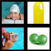 4 Pics 1 Word 8 Letters Answers Chlorine