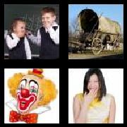 4 Pics 1 Word 8 Letters Answers Chuckles