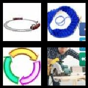 4 Pics 1 Word 8 Letters Answers Circular