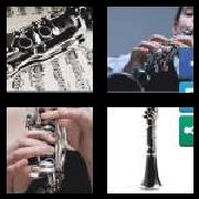 4 Pics 1 Word 8 Letters Answers Clarinet