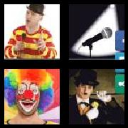 4 Pics 1 Word 8 Letters Answers Comedian