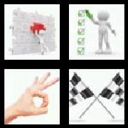 4 Pics 1 Word 8 Letters Answers Complete