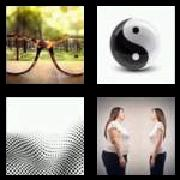 4 Pics 1 Word 8 Letters Answers Contrast