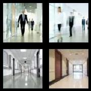 4 Pics 1 Word 8 Letters Answers Corridor