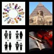 4 Pics 1 Word 8 Letters Answers Cultural