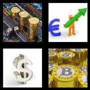 4 Pics 1 Word 8 Letters Answers Currency