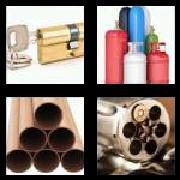 4 Pics 1 Word 8 Letters Answers Cylinder