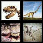 4 Pics 1 Word 8 Letters Answers Dinosaur