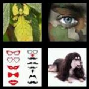 4 Pics 1 Word 8 Letters Answers Disguise