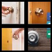 4 Pics 1 Word 8 Letters Answers Doorknob