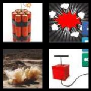 4 Pics 1 Word 8 Letters Answers Dynamite