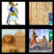 4 Pics 1 Word 8 Letters Answers Egyptian