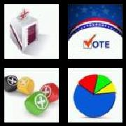 4 Pics 1 Word 8 Letters Answers Election