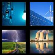 4 Pics 1 Word 8 Letters Answers Electric