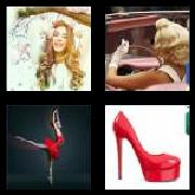 4 Pics 1 Word 8 Letters Answers Feminine