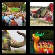4 Pics 1 Word 8 Letters Answers Festival