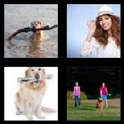 4 Pics 1 Word 8 Letters Answers Fetching