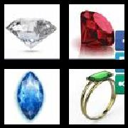 4 Pics 1 Word 8 Letters Answers Gemstone