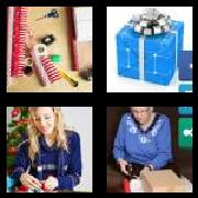 4 Pics 1 Word 8 Letters Answers Giftwrap