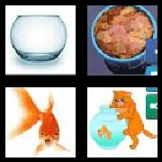 4 Pics 1 Word 8 Letters Answers Goldfish