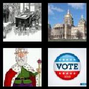 4 Pics 1 Word 8 Letters Answers Governor