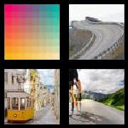 4 Pics 1 Word 8 Letters Answers Gradient
