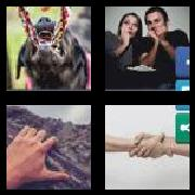 4 Pics 1 Word 8 Letters Answers Gripping
