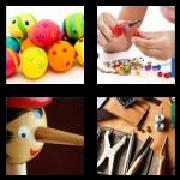 4 Pics 1 Word 8 Letters Answers Handmade