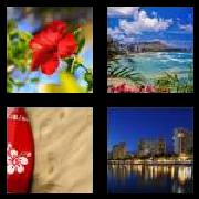 4 Pics 1 Word 8 Letters Answers Honolulu