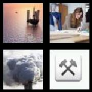 4 Pics 1 Word 8 Letters Answers Industry