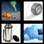 4 Pics 1 Word 8 Letters Answers Insulate