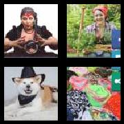 4 Pics 1 Word 8 Letters Answers Kerchief