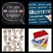 4 Pics 1 Word 8 Letters Answers Language