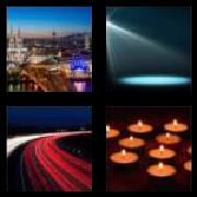 4 Pics 1 Word 8 Letters Answers Lighting